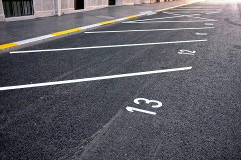 Parking Area Surfacing in Barton DL10