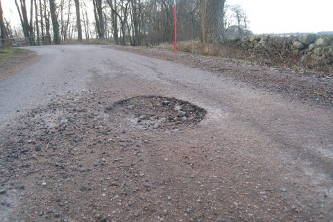 Pothole Repairs Expert in Fencehouses DH4