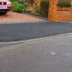Dropped kerb cost Hunmanby